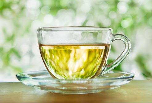 ibu mengandung Persediaan Untuk Ibu Mengandung getty rm photo of green tea