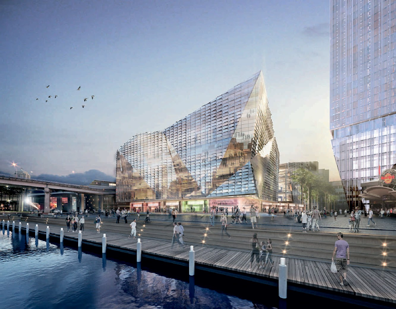 Hassell + Populous