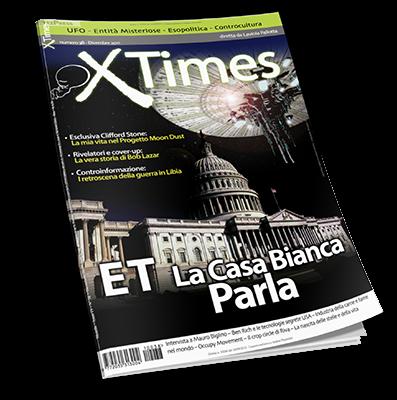 XTimes - Ufo-Entità Misteriose-Esopolitica-Controcultura - Dicembre ( 2011 )
