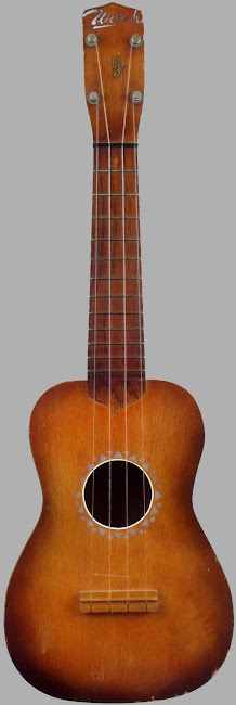 Wexler music Regal made Wabash Soprano Ukulele