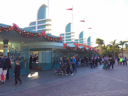 Disney California Adventure holiday favorites