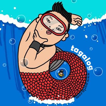 PSY Gangnam Style - Tagalog Song,  John Paul Soliva
