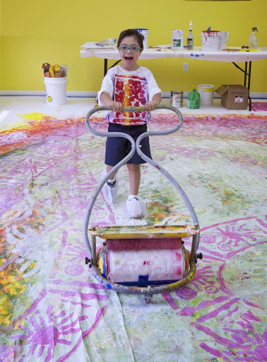 Arts for All: Accessible Arts Experience for Children with Special Needs