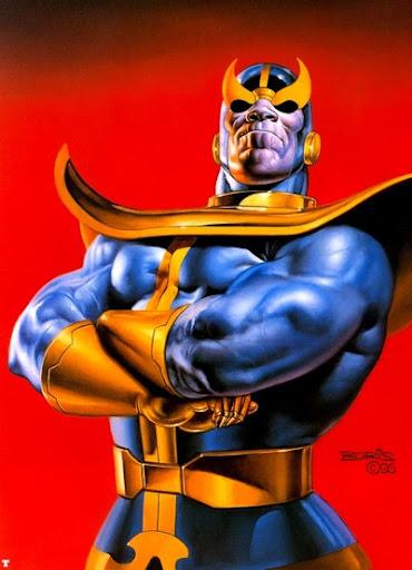 Saiba quem é o vilão Thanos