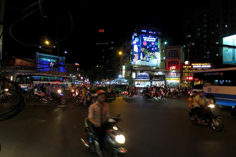 HCMC traffic circle