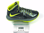 lebron10 dunkman gram Weightionary