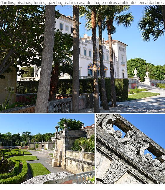 viscaya3 - Um minuto de Cultura | Vizcaya Museum & Gardens