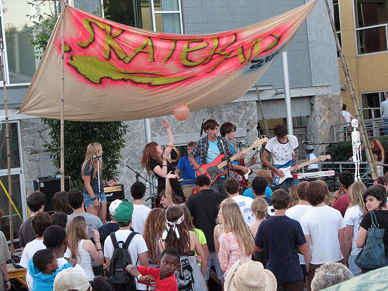 SkaterAid Skateboard and Music Festival Atlanta