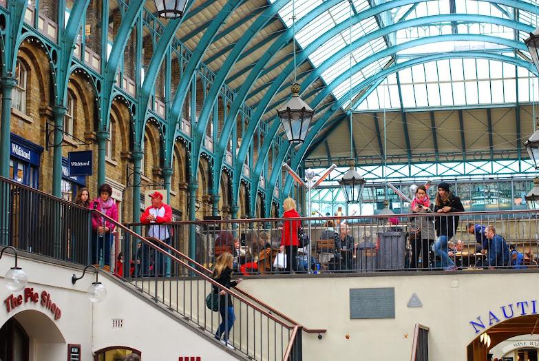 London: Covent Garden Market | katekizi: living in ...