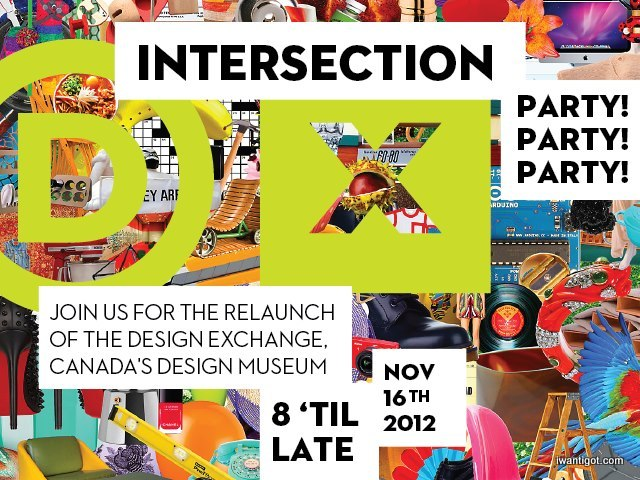DX Intersection - November 16, 2012