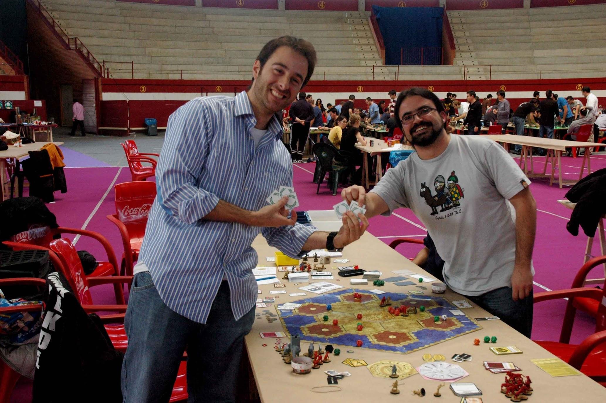 Campeones Ludi Pucelae 2011