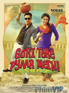 Tình Yêu Với Mỹ Nhân - Gori Tere Pyaar Mein poster