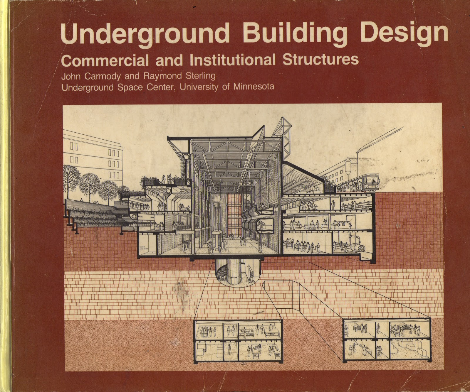 Alex Warren Architecture Interesting Books Underground Building Design