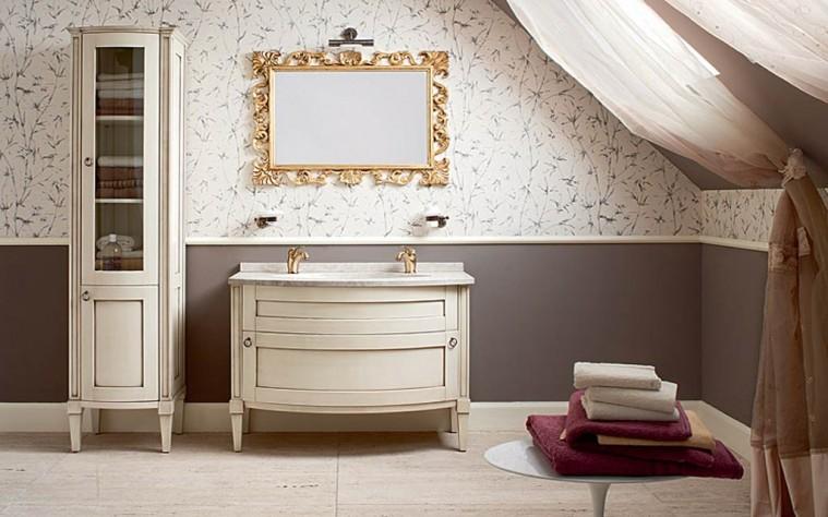 Arredamento bagno e mobili bagno moderni e classici for Mobili bagno classici offerte