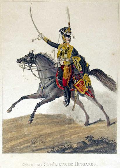 Hussards russes ---> hussards français Kiel_Tafel48
