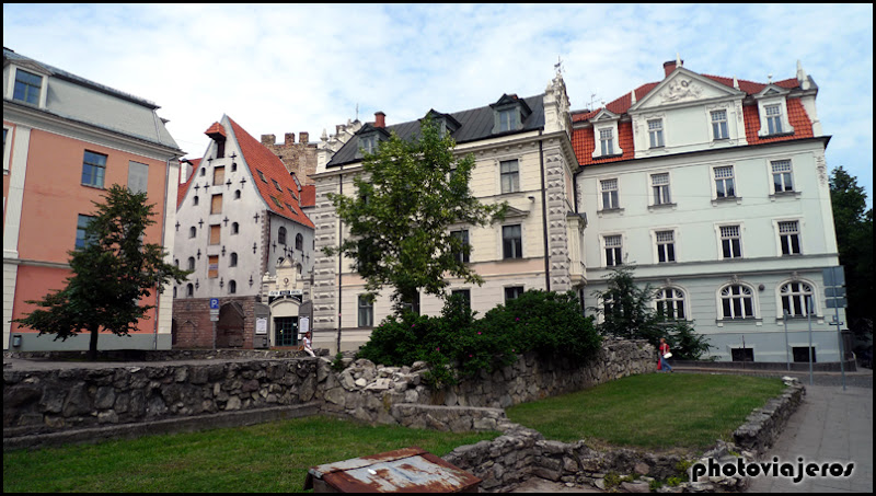 Plaza Alberto Riga