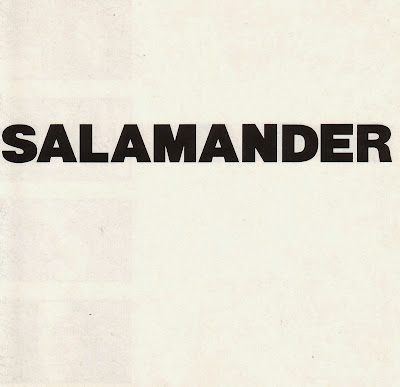 Salamander ~ 1970 ~ the Ten Commandments