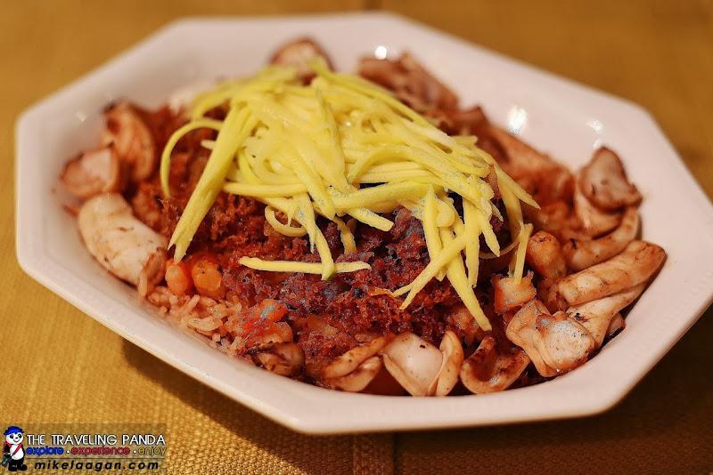 Seafood Bagoong Rice