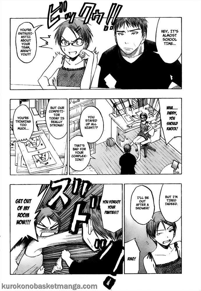 Kuroko no Basket Manga Chapter 42 - Image 06