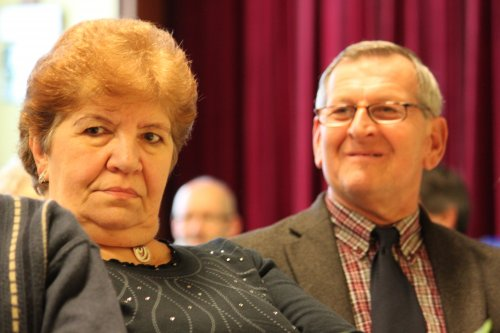 Gisèle en Marcel