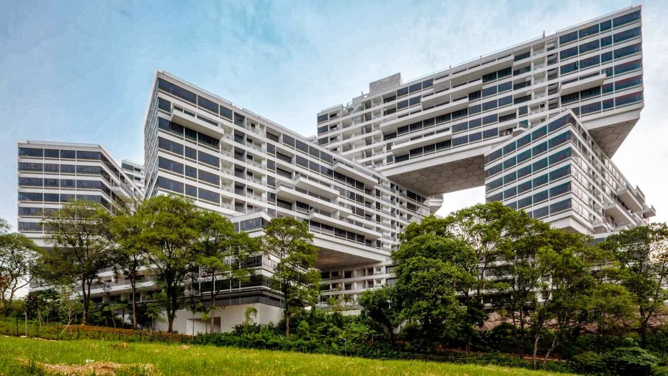 Singapore: The Interlace by Oma