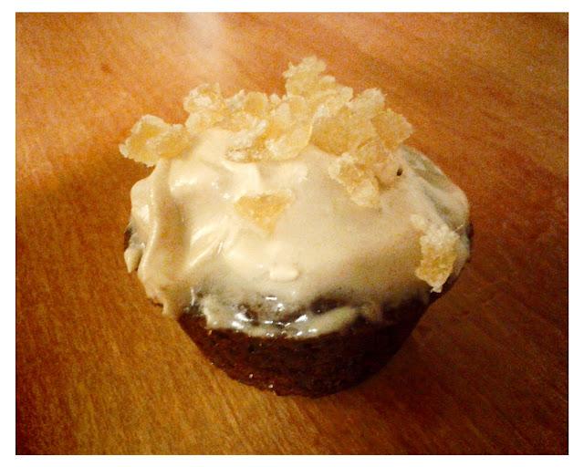Ginger Cupcake