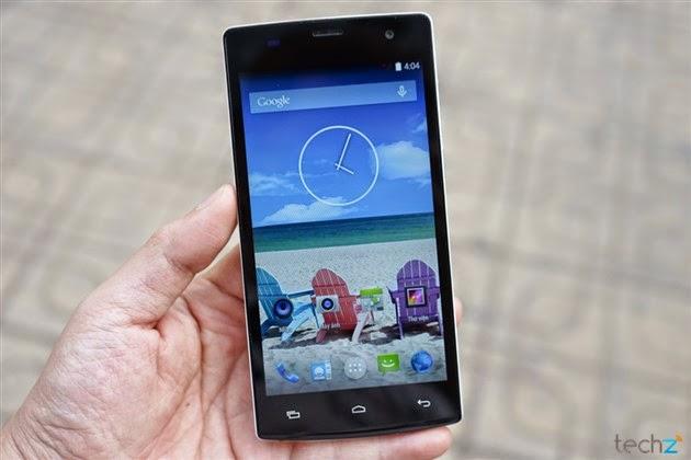 Trên tay Bavapen B550 - Smartphone tầm trung giá tốt