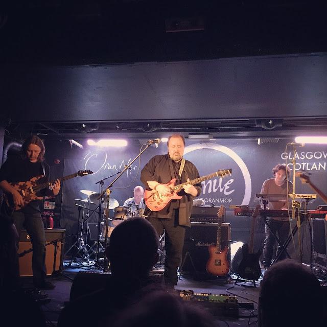 Steven Wilsom Touring With Ninet
