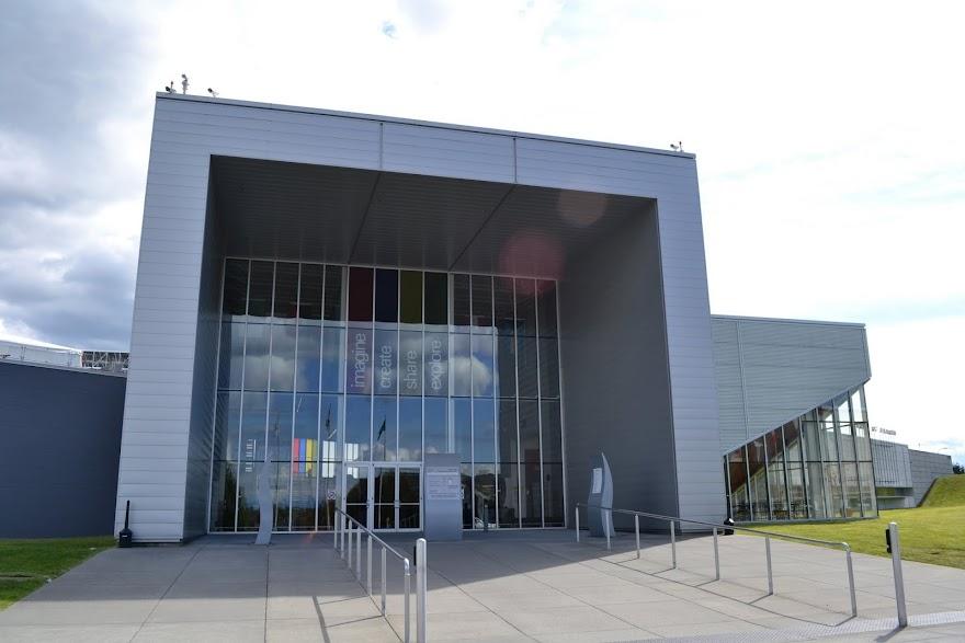 """Тур на фабрику Боинг """"Future of Flight""""  (The Boeing Tour, Everett, WA)"""
