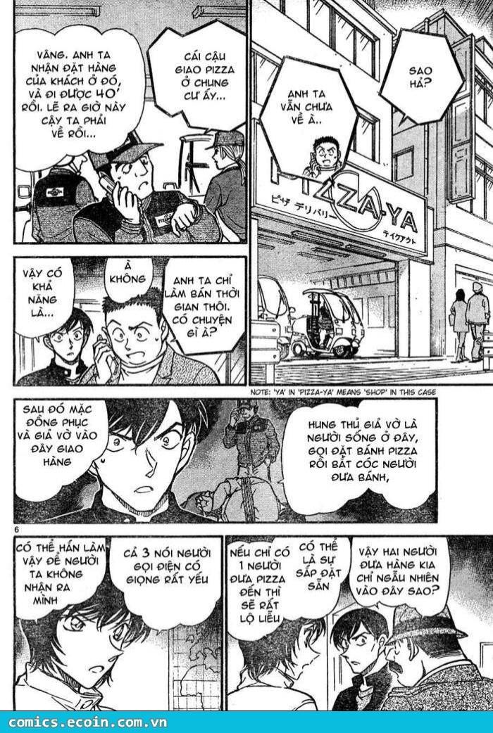Detective Conan Chap 626 - Truyen.Chap.VN