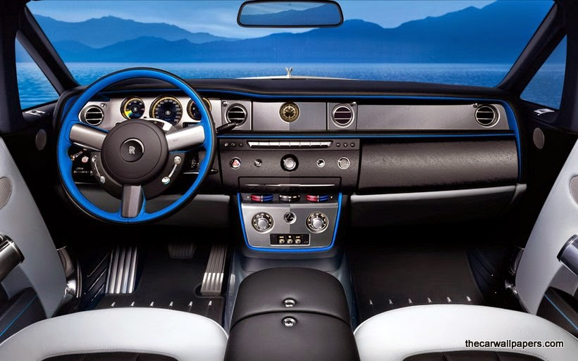 Rolls Royce Phantom Drophead Coupe Waterspeed Collection 2014 - The ...