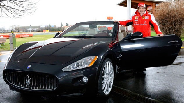 Fernando Alonso Net Worth Salary Wealth Houses Brands