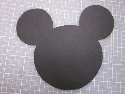 Mickey Mouse Birthday Invitation Guest Tutorial