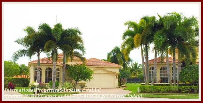 Wellington Fl Buena Vida casas para la venta Florida IPI International Properties and Investments