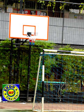papan basket fiber