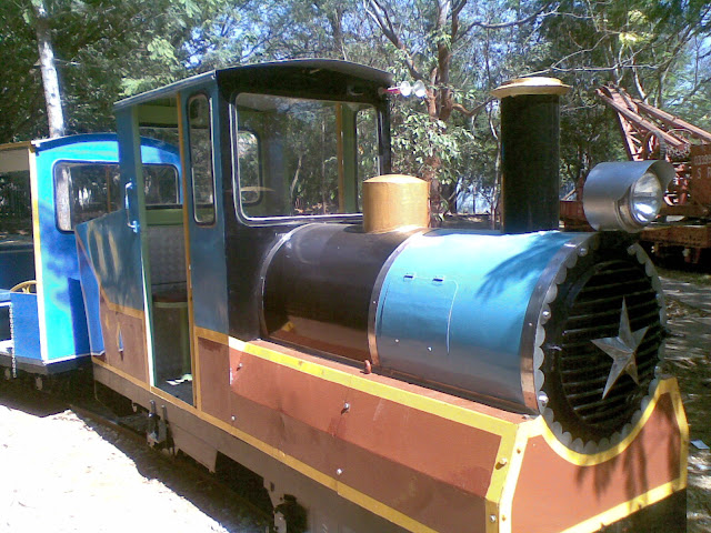 Toy Train Mysore Rail Museum