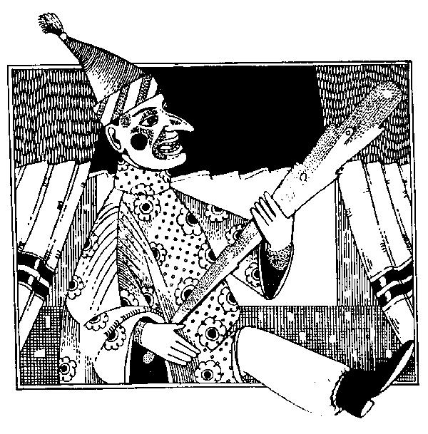 Народный кукольный герой Петрушка, или рассказ Петрушки о самом себе