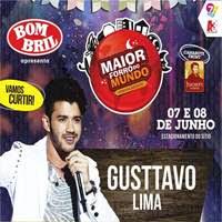 Gusttavo Lima  Maior Forró do Mundo  Fortaleza-CE (2013)