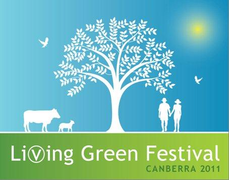living green poster