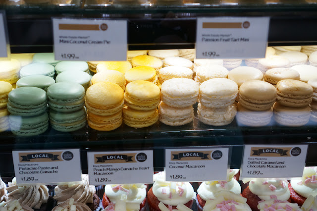 Macarons Sold At Whole Foods