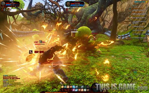 Những hình ảnh cận cảnh về MMORPG ASTA 12