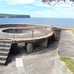 Gun Emplacement on the outside of South Head (255824)