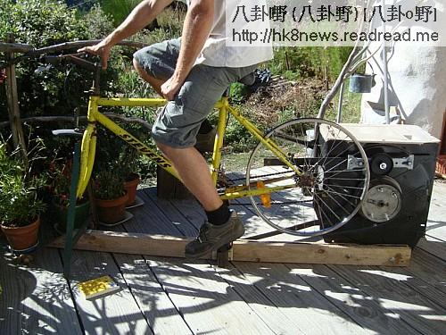 腳踏洗衣機