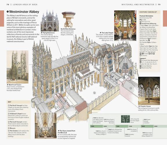 Westminster Abbey. DK Eyewitness Travel: London 2014