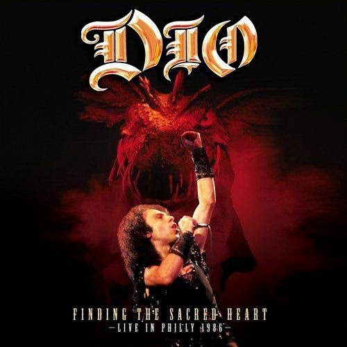 Dio - Finding the Sacred Heart: Live in Philly 1986 [2CDs] (2013)