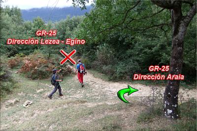 Enlazamos con el GR-25/Dch.