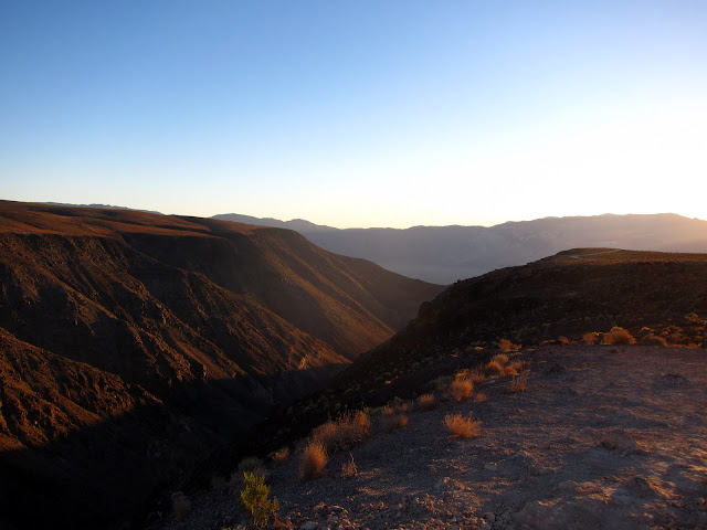 Great Sunrises In Death Valley