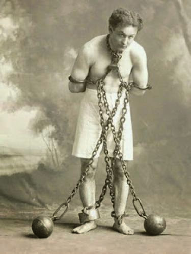 Harry Houdini Exhibit To Appear At Skirball Cultural Center