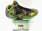 lebron11 kotj gram Weightionary
