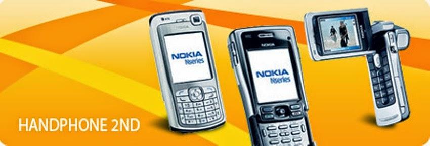 Menjual dan membeli handphone second